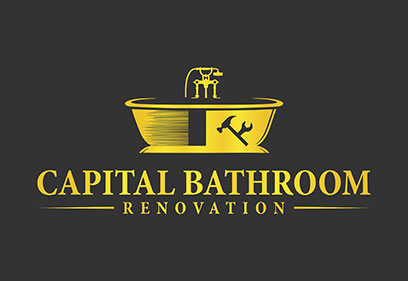 capital bathroom renovations logo