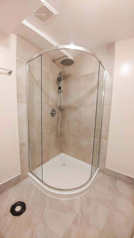 bathtub shower combo