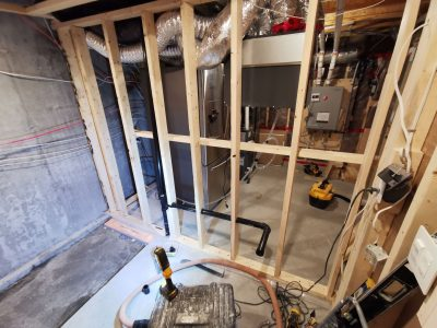 basement bathroom framing - bathroom renovation by capital bathroom renovation